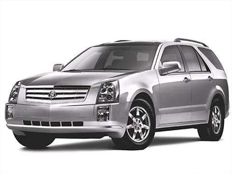 2008 cadillac srx pricing ratings reviews kelley blue book. Black Bedroom Furniture Sets. Home Design Ideas