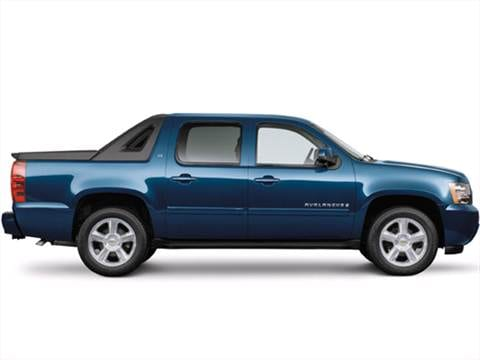 2008 Chevrolet Avalanche LS Sport Utility Pickup 4D 5 1/4 ft  photo