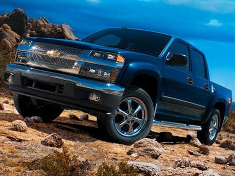 2008 chevrolet colorado crew cab pricing ratings. Black Bedroom Furniture Sets. Home Design Ideas