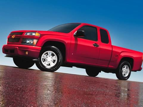 2008 Chevrolet Colorado Extended Cab LS Pickup 4D 6 ft  photo
