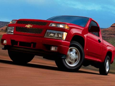 2008 chevrolet colorado regular cab pricing ratings. Black Bedroom Furniture Sets. Home Design Ideas