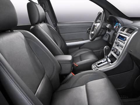 2008 Chevrolet Equinox Pricing Ratings Reviews Kelley Blue Book