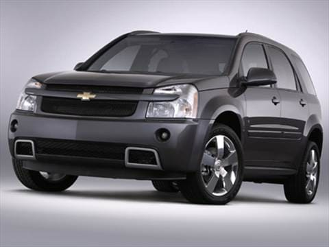 2008 chevrolet equinox pricing ratings reviews. Black Bedroom Furniture Sets. Home Design Ideas