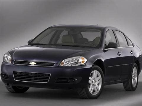 2008 Chevrolet Impala LS Sedan 4D  photo