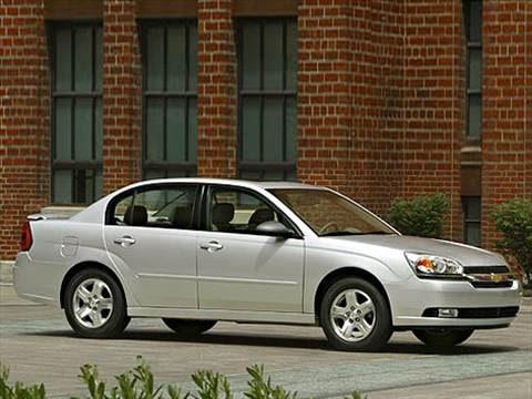 2008 Chevrolet Malibu Clic