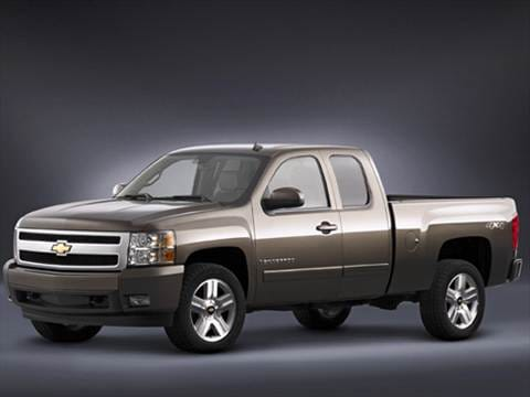 2008 Chevrolet Silverado 1500 Extended Cab LTZ Pickup 4D 5 3/4 ft  photo