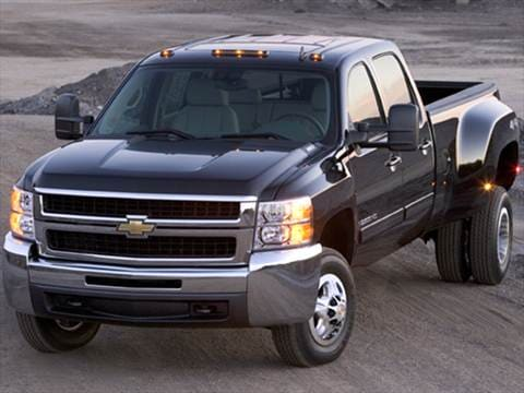 2008 Chevrolet Silverado 2500 HD Crew Cab | Pricing, Ratings & Reviews | Kelley Blue Book