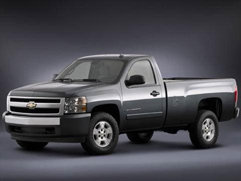 2008 chevrolet silverado 2500 hd regular cab