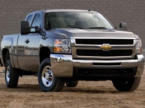 2008 Chevrolet Silverado 3500 HD Extended Cab LT Pickup 4D 8 ft  photo