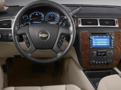 2008 Chevrolet Suburban 1500 Exterior Interior