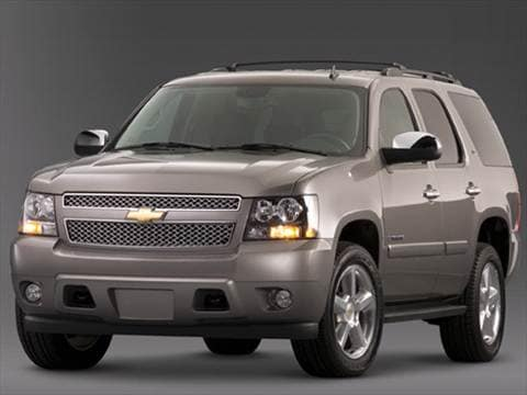 2008 Chevrolet Tahoe LS Sport Utility 4D  photo