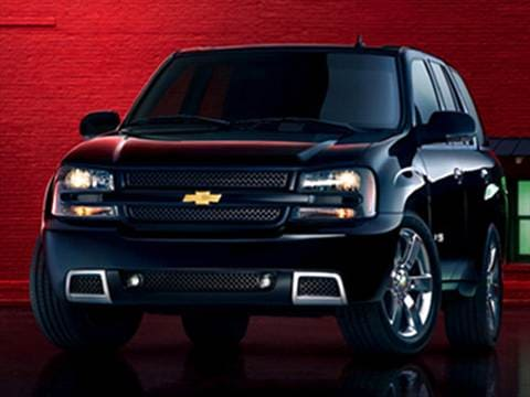 2008 Chevrolet Trailblazer Pricing Ratings Reviews Kelley Blue
