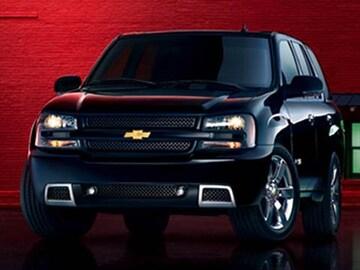 2008 Chevrolet TrailBlazer   Pricing, Ratings & Reviews ...