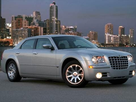 2008 chrysler 300 Exterior