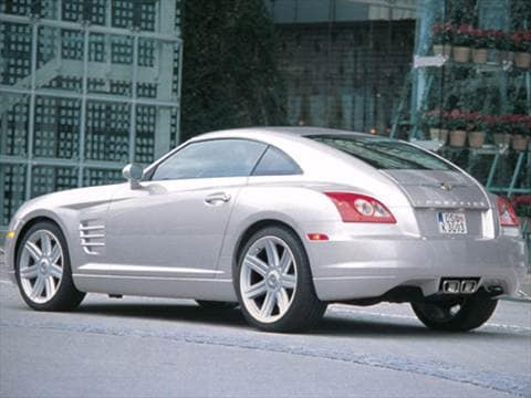 Chrysler Crossfire Used Cars Sale