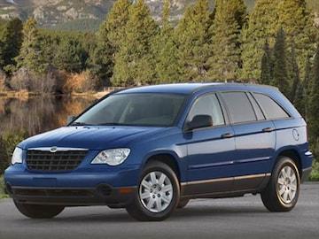 2008 Chrysler Pacifica Exterior