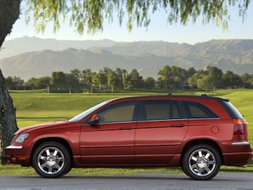 chrysler pacifica 2008 limited