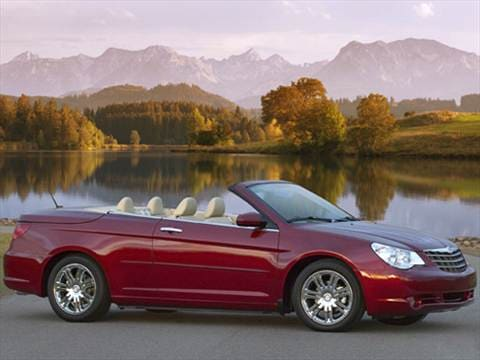 2008 Chrysler Sebring LX Convertible 2D  photo