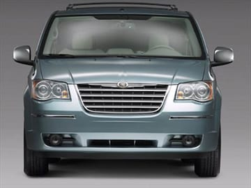 2008 chrysler town  country Exterior