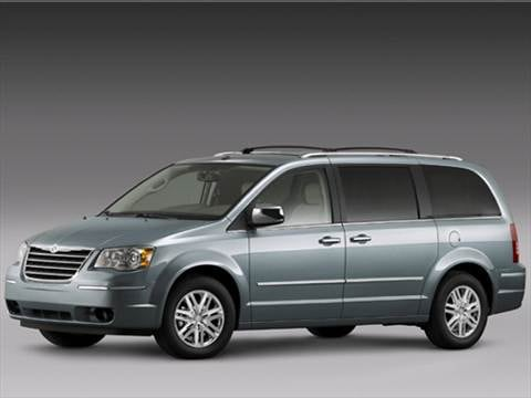 2008 Chrysler Town Country 19 Mpg Combined