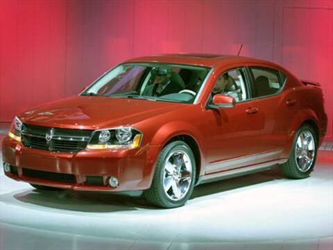 2008 Dodge Avenger SXT Sedan 4D  photo