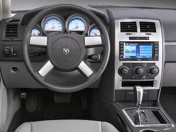 2008 Dodge Charger Exterior Interior