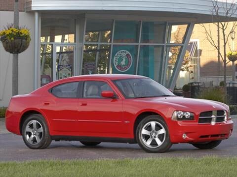 2008 Dodge Charger Sedan 4D  photo