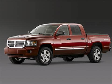 2008 dodge dakota review