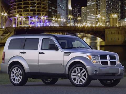Is dodge nitro a good vehicle