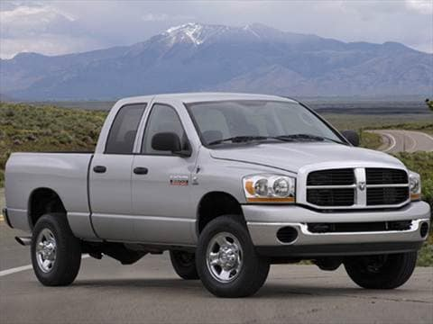 2008 Dodge Ram 1500 Quad Cab SLT Pickup 4D 6 1/4 ft  photo