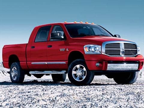 2008 dodge ram 2500 mega cab pricing ratings reviews. Black Bedroom Furniture Sets. Home Design Ideas