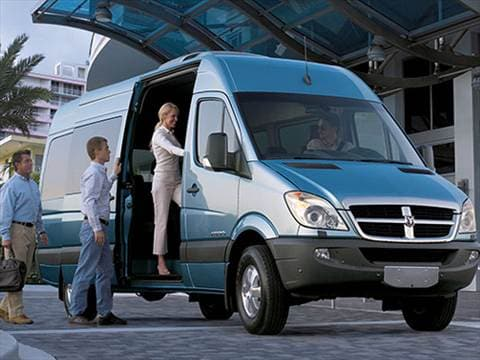 2008 Dodge Sprinter 2500 Passenger