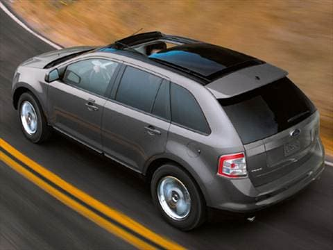 Ford Edge Exterior