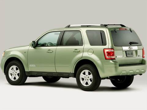 2008 Ford Escape Hybrid Sport Utility 4d Pictures And Videos