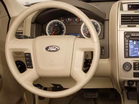 ... 2008 Ford Escape Interior ...