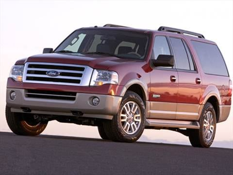 2008 Ford Expedition XLT Sport Utility 4D  photo