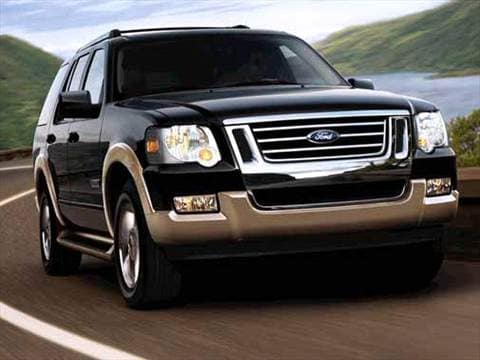 2008 Ford Explorer 15 Mpg Combined