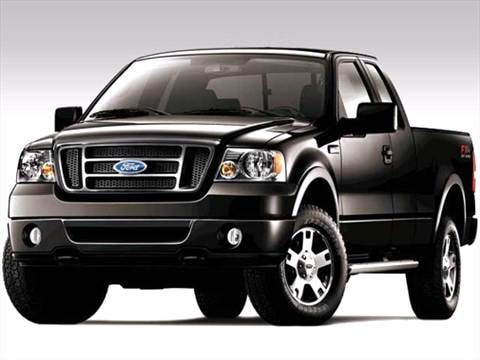 2008 ford f150 super cab pricing ratings reviews kelley blue book. Black Bedroom Furniture Sets. Home Design Ideas
