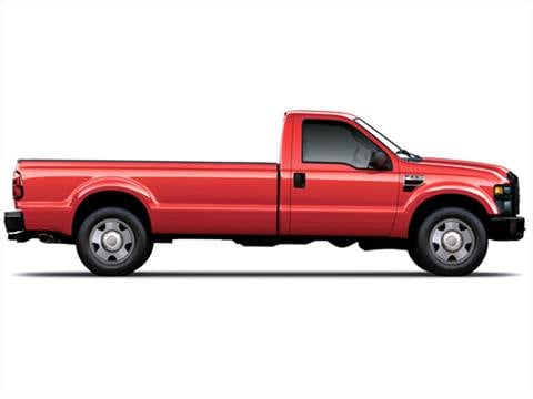 2008 ford f250 super duty regular cab Exterior