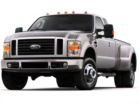2008 Ford F250 Super Duty Super Cab XLT Pickup 4D 6 3/4 ft  photo