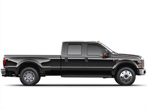 2008 Ford F450 Super Duty Crew Cab XL Pickup 4D 8 ft  photo