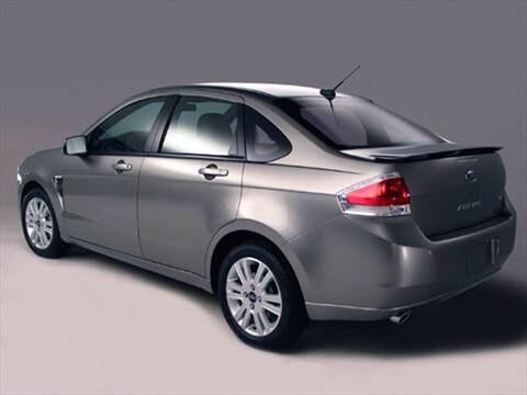 2008 ford focus se sedan 4d pictures and videos kelley. Black Bedroom Furniture Sets. Home Design Ideas