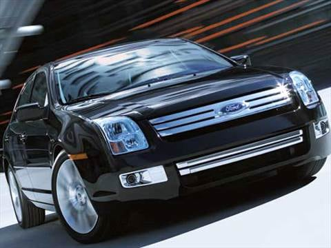 2008 ford fusion Exterior