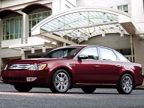 2008 Ford Taurus SEL Sedan 4D  photo