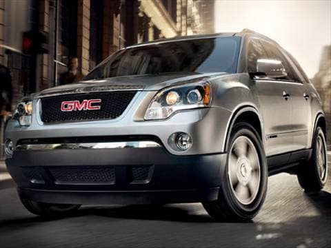 Gmc Acadia For Sale Near Me >> 2008 GMC Acadia SLT Sport Utility 4D Pictures and Videos | Kelley Blue Book