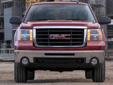 2008 gmc sierra 2500 hd regular cab Exterior