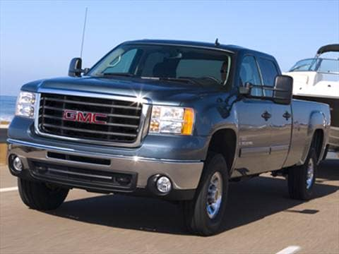 2008 Gmc Sierra 3500 Hd Crew Cab Pricing Ratings Reviews