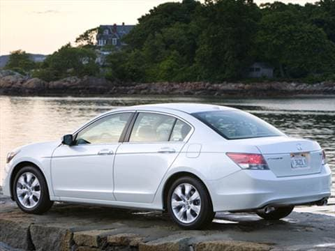 2008 Honda Accord Pricing Ratings Amp Reviews Kelley