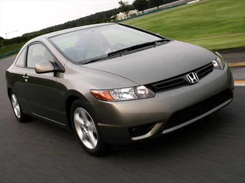 2008 Honda Civic DX Coupe 2D  photo
