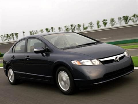 2008 Honda Civic Hybrid Sedan 4D  photo